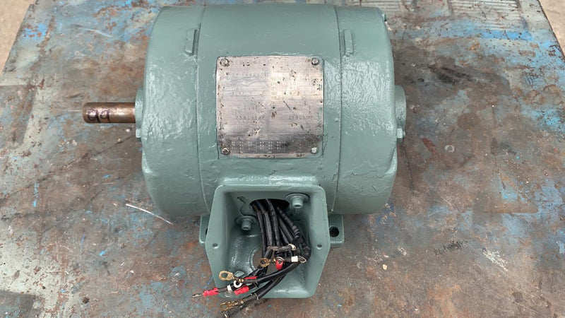 Motor de Corriente Alterna 1 HP General Electric 5K184AG601
