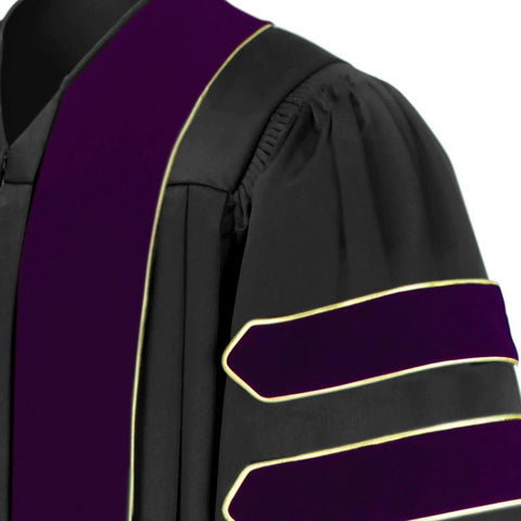 Doctor of Law Doctoral Gown