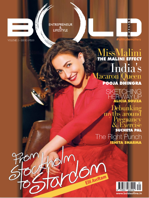 BOLD Outline, December 2019 Issue Cover