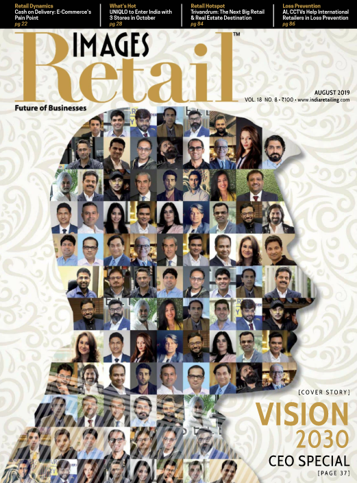 Images Retail August 2019 Cover