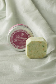 Rustic Art Hibiscus Hemp Oil Hair Cleansing Bar (Shampoo Bar)