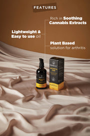 CannaReleaf™ - Arthritis Pain<br/>CBD Oil - 100ml