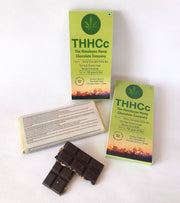 Hemp Chocolate Nutty Bar - Pack of 2