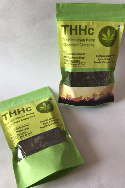 The Himalayan Hemp Chocolate Combo