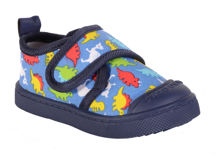 Skidders Baby Toddler Boys Canvas Walking Shoes Style SK1006 - Skidders.com
