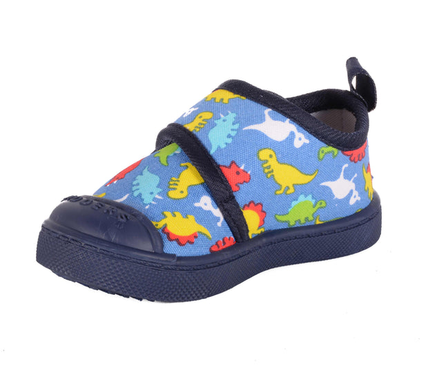 Skidders Baby Toddler Boys Canvas Walking Shoes Style SK1006