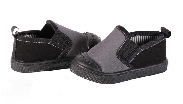 Skidders Canvas Baby Toddler Boys Shoes Style SK1008 - Skidders.com