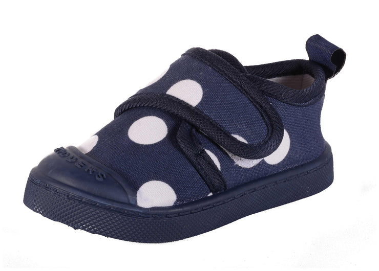 Skidders Baby Toddler Girls Canvas Walking Shoes Style SK1013
