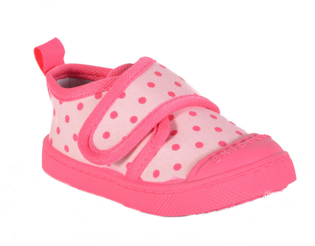 Skidders Baby Toddler Girls Canvas Walking Shoes Style SK1014