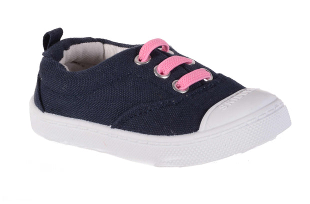 Skidders Canvas Baby Toddler Girls Shoes Style SK1015