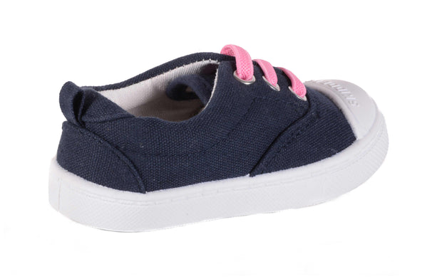 Skidders Canvas Baby Toddler Girls Shoes Style SK1015 - Skidders.com