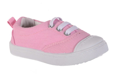 Skidders Canvas Baby Toddler Girls Shoes Style SK1016 - Skidders.com