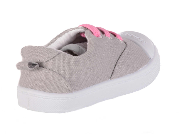 Skidders Canvas Baby Toddler Girls Shoes Style SK1017 - Skidders.com
