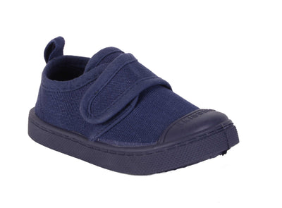 Skidders Baby Toddler Boy's Canvas Walking Shoes Style SK1018 - Skidders.com