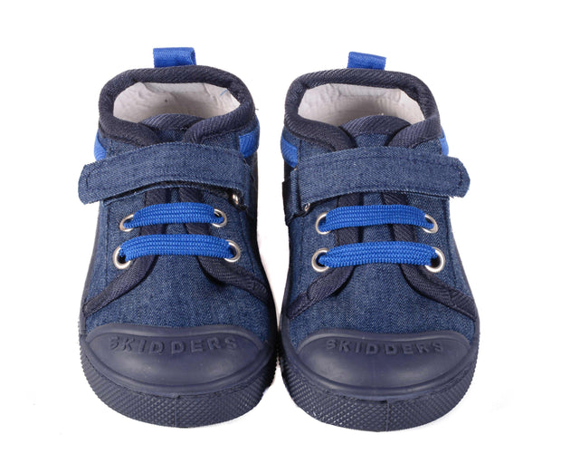 Skidders Soft Closure Baby Toddler Boys Shoes Style SK1020