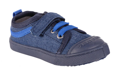 Skidders Soft Closure Baby Toddler Boys Shoes Style SK1020 - Skidders.com