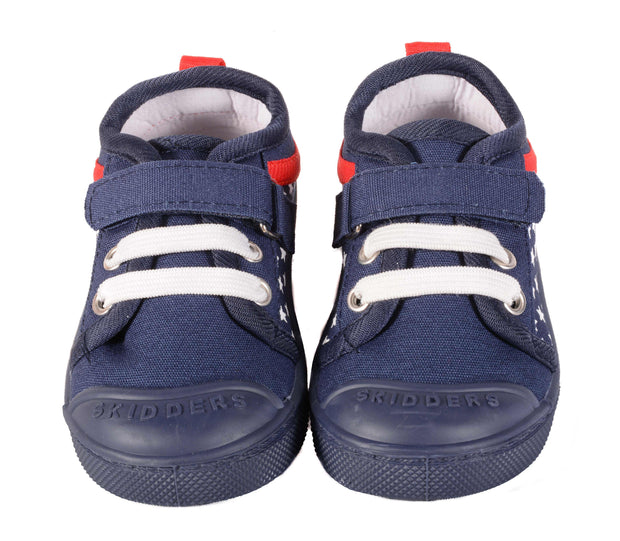 Skidders Soft Closure Baby Toddler Boys / Girls Shoes Style SK1023 - Skidders.com