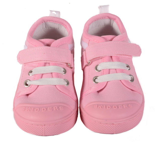 Skidders Soft Closure Baby Toddler Girls Shoes Style SK1025 - Skidders.com