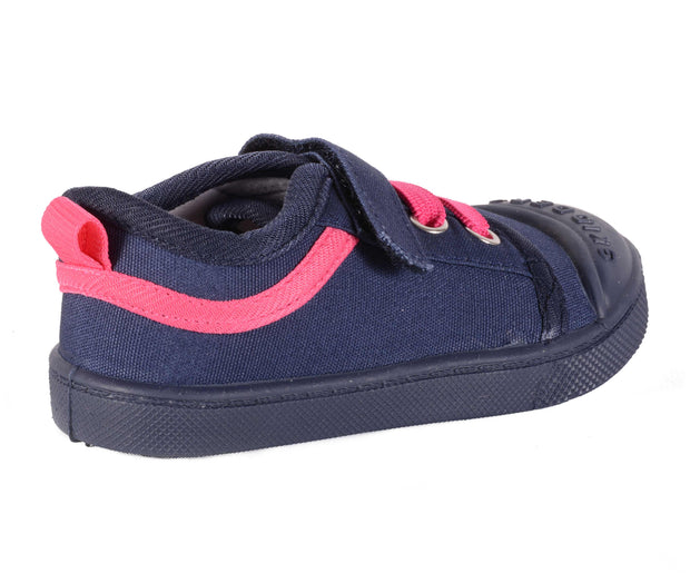 Skidders Soft Closure Baby Toddler Girls Shoes Style SK1026 - Skidders.com