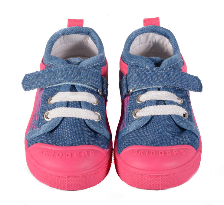 Skidders Soft Closure Baby Toddler Girls Shoes Style SK1027