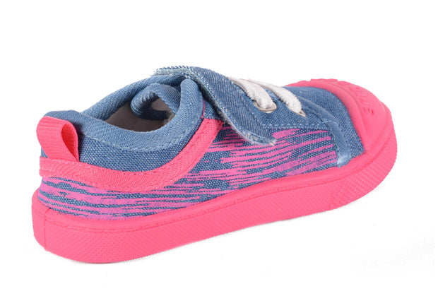 Skidders Soft Closure Baby Toddler Girls Shoes Style SK1027 - Skidders.com