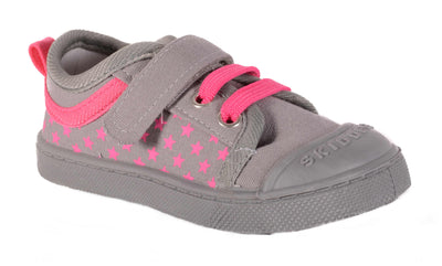 Skidders Soft Closure Baby Toddler Girls Shoes Style SK1028 - Skidders.com