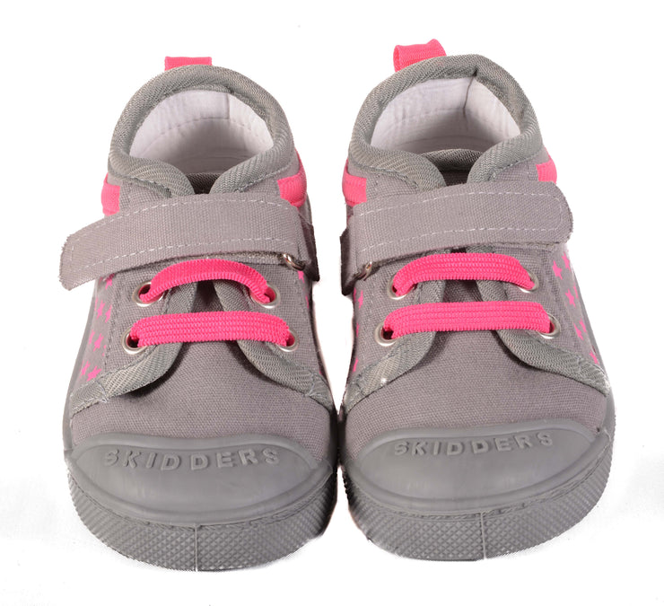 Skidders Soft Closure Baby Toddler Girls Shoes Style SK1028