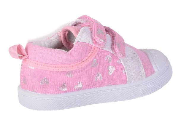 Skidders Soft Closure Baby Toddler Girls Shoes Style SK1031