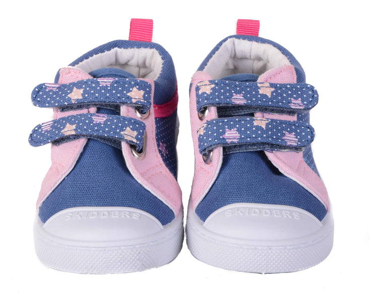 Skidders Soft Closure Baby Toddler Girls Shoes Style SK1032