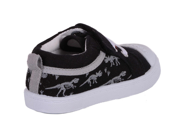 Skidders Soft Closure Baby Toddler Boys Shoes Style SK1043 - Skidders.com