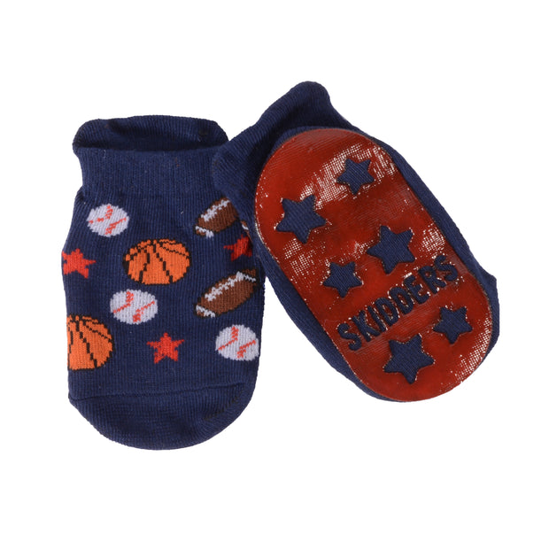 Skidders Baby Toddler Boys Grip Socks Style 1143BF