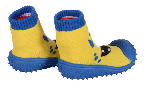 Skidders Baby Toddler Boys Grip Shoes Style 1145BF - Skidders.com