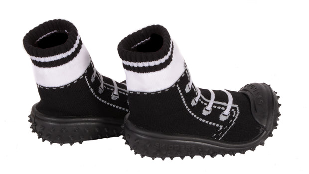 Skidders Baby Toddler Boys Grip Shoes Style 1147BF - Skidders.com