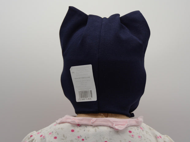 Limited Edition Soft Baby Girl 'Kitty' Hat Cotton Blend Infant 12-18 Months