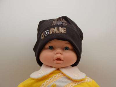 Limited Edition Soft Baby Boy Beanie Hat Cotton Blend Infant 6-12; 12-24 Months - Footsis.com