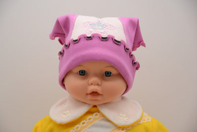 Limited Edition Soft Baby Girls' Hat Cotton Blend Infant 18-24 Months