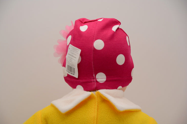 Limited Edition Soft Baby Girl Beanie Hat Cotton Blend Infant NB-3 Months; 3-6 Months - Skidders.com