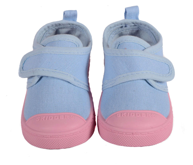 Skidders Baby Toddler Girls Canvas Walking Shoes Style SK1064
