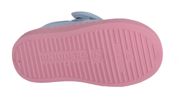 Skidders Baby Toddler Girls Canvas Walking Shoes Style SK1064 - Skidders.com