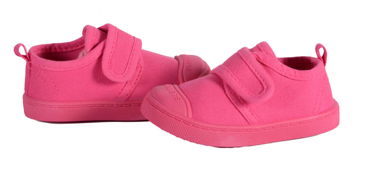 Skidders Canvas Baby Toddler Girls Shoes Style SK1067