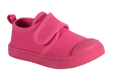 Skidders Canvas Baby Toddler Girls Shoes Style SK1067 - Skidders.com