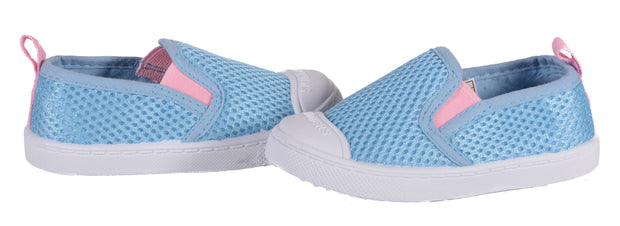 Skidders Breathable Mesh Girls Slip-on Shoes Style SK1082 - Skidders.com
