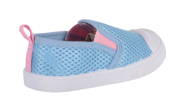 Skidders Breathable Mesh Girls Slip-on Shoes Style SK1082