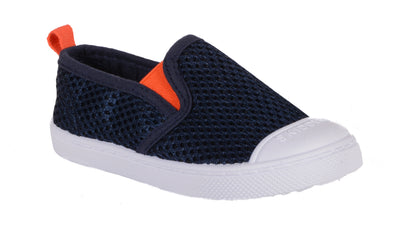 Skidders Breathable Mesh Boys Slip-on Shoes Style SK1083 - Skidders.com