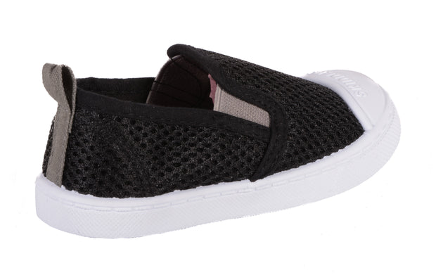 Skidders Breathable Mesh Boys Slip-on Shoes Style SK1084