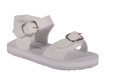 Skidders Toddler Girls Soft Lightweight Sandals Style SK1104 - Skidders.com