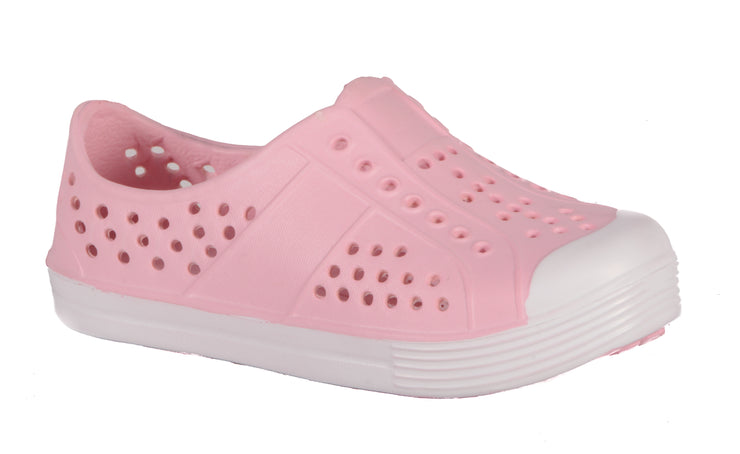 Skidders Toddler Girls EVA Water Slip-on Lightweight Shoes Style SK1106 - Skidders.com