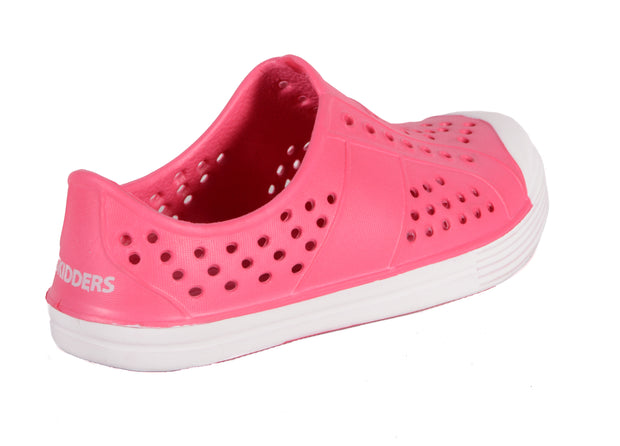 Skidders Toddler Girls EVA Water Slip-on Lightweight Shoes Style SK1107