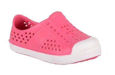 Skidders Toddler Girls EVA Water Slip-on Lightweight Shoes Style SK1107 - Skidders.com