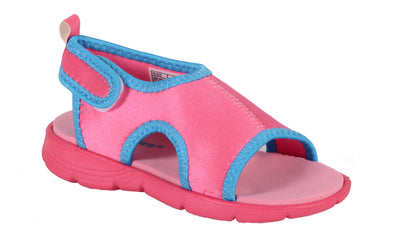 Skidders Toddler Girls Water Friendly Lightweight Sandals Style SK1108 - Skidders.com